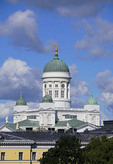 Helsinki Cathedral Evangelical Lutheran church.