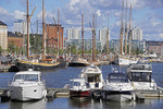 Helsinki marina.