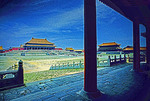 Imperial Palace Museum (Forbidden City) in Beijing