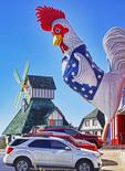 Branson, Missouri, restaurant chicken.