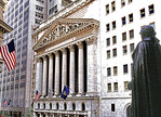 New York Stock Exchange, New York, New York.