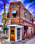 Sun Studio in Memphis, Tennessee.