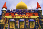 Mitchell, South Dakota, Corn Palace in the 1970s.