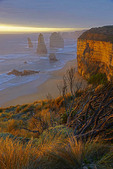 12 Apostles along Great Ocean Road on coast of Victoria, Australia.