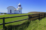 Crowdy Head Lighthouse, NSW, Australia.