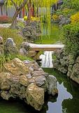 Zhanyuan Garden in Nanjing.