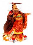Emperor Qin Shihuang (Qin Shihuang di)