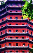 Hangzhou's Six Harmonies Pagoda