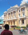 Provincial Palace (Palacio Provincial) government building in Santiago de Cuba.