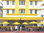 Leslie Hotel in Art Deco District of South Miami Beach (SoBe).