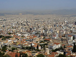 Athens overview from Acropolis.