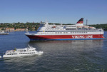 Ferries and other commercial shipping tie the Baltic countries together with cultural traditions always in evidence.