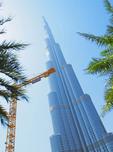 Burj Khalifa, Dubai, UAE.