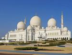 Sheihk Zayed Grand Mosque.