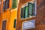 Via Dell Orso, street in Rome.