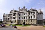 Government Palace (Palacio Legislativo) in Montevideo, Uruguay.