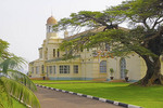 Kabaka (AKA Mengo) Palace was official residence of the King of Buganda until 1966, Kampala, Uganda.