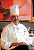Head chef of Holland America Lines m/s Westerdam, Bitta Kuruvilla.