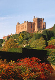 Powis Castle, Wales, UK