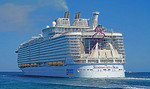 Royal Caribbean's Symphony of the Seas, world's largest cruise ship