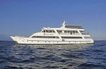 Galapagos Islands 16 passenger yacht Sea Star Journey.