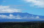 Mauna Kea volcano on Big Island of Hawai'i.