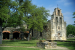San Antonio Mission, Texas