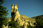 Fairy Chimneys in Urgup, Turkey