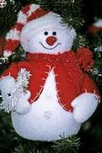Snowman Ornament, Appleton, Wisconsin