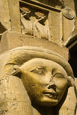 Statue of Hathor, Abu Simbel, Egypt