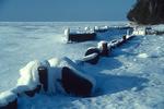 Marina in Winter, Door County, Wisconsin