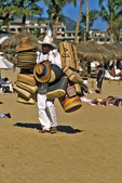 Selling on the Beach, Cabo San Lucas, Mexico