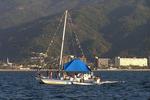 Sailboat fun in Banderas Bay, Puerto Vallarta, Mexico