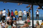 Boat trip to Caleta, Banderas Bay, Puerto Vallarta, Mexico