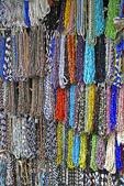 Necklaces for Sale in Market, Puerto Vallarta, Mexico