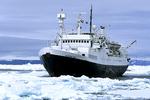Ship & Pack Ice, Antarctica