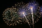 Fireworks, PGI Convention, Show, Kaukauna, Wisconsin