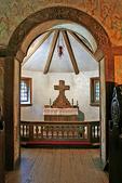 Bjorklunden Chapel Interior, Bailey's Harbor, Door County, Wisconsin