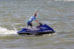 Jet Skier, Ephraim, Door County, Wisconsin