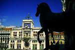 Bronze Horse at St. Marks, Venice, Italy
