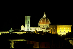 Florence at Night, Italy