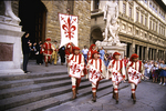 Parade for Feast of St. John the Baptist, Florence, Italy
