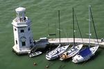 Lighthouse & Boats, Venice, Italy