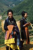 Hmong Women Selling Goods, Sa Pa, Vietnam