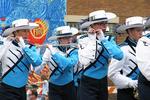 Lakeside Lutheran High School Band, Flag Day Parade, Appleton, Wisconsin