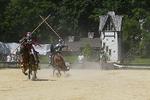 Knights in Combat, Renaissance Faire, Bristol, Wisconsin