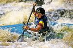 Kayak Racer, Wausau, Wisconsin