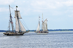 Tall Ships meeting in Bay, Green Bay, Wisconsin
