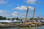 Pride of Baltimore II Topsail Schooner, Green Bay, Wisconsin