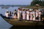 Hoi An Water Taxi and Girls, Hoi An, Vietnam